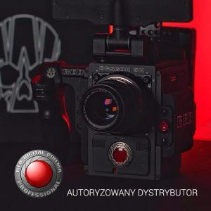 RED DIGITAL CINEMA PROFESSIONAL oficjalny dystrybutor