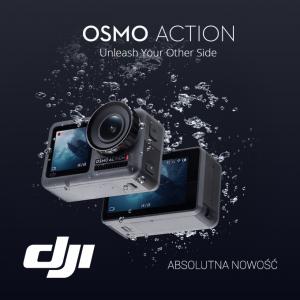 DJI Osmo Action - najlepsza na rynku kamera sportowa