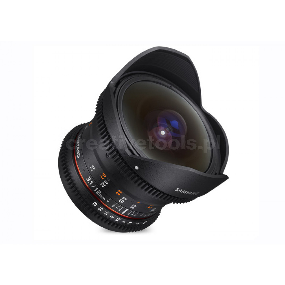 Samyang XP 10mm F3.5 Nikon F Premium Mf Lens By Studio