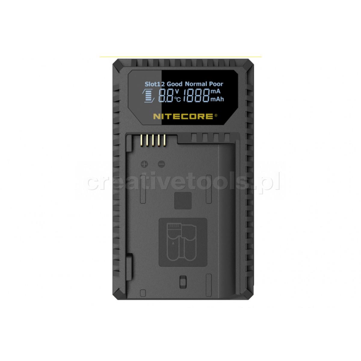ładowarka do akumulatorów nikon d5300 en el