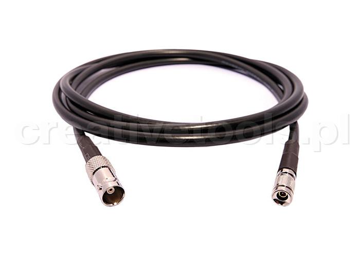 Blackmagic Design kabel DIN 1.0/2.3 (m) na BNC (f)
