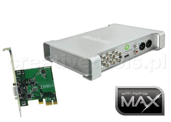 Matrox MXO2 LE MAX/D