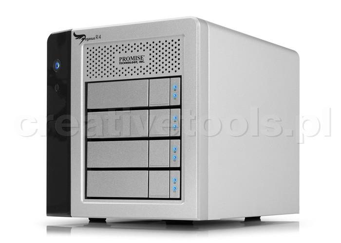 Promise Pegasus RAID-System R4 8 TB