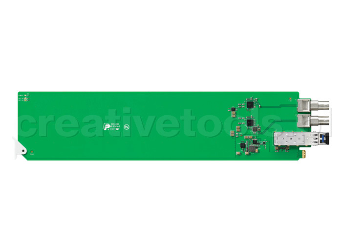 Blackmagic Design OpenGear Converter - Optical Fiber