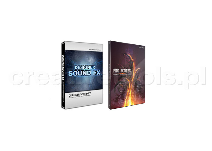Video Copilot Music Design Bundle