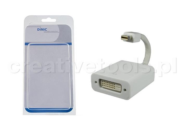 Dinic Adapter Mini-DisplayPort na DVI