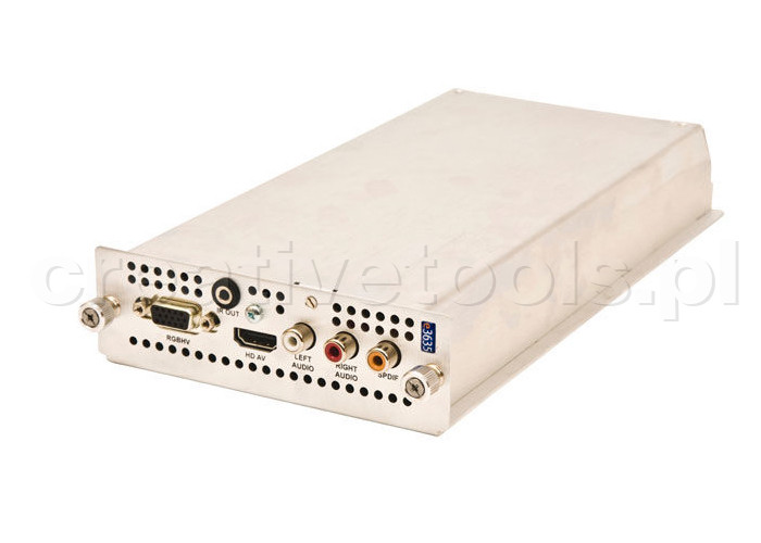 Exterity AvediaStream HD Encoder e3635
