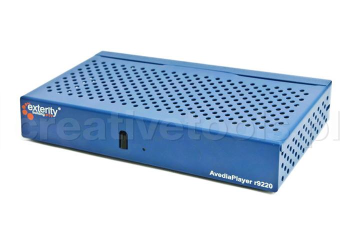 Exterity AvediaPlayer Receiver r9220