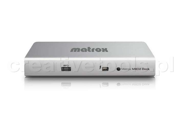 Matrox MXO2 Dock
