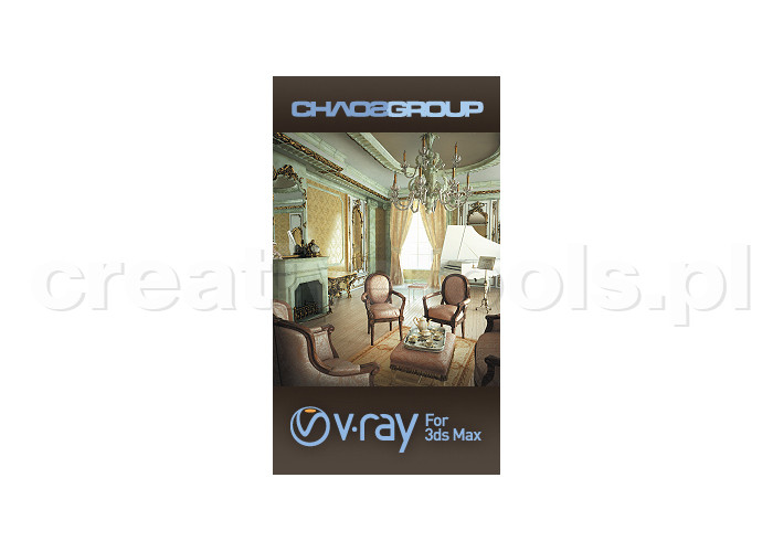 Chaos Group v-ray 3.0 for 3ds Max + 5 Render Nodes