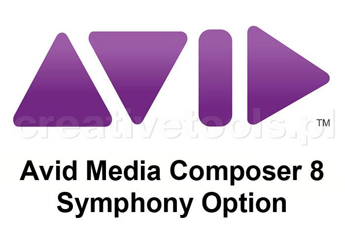 Avid Media Composer - Symphony Option