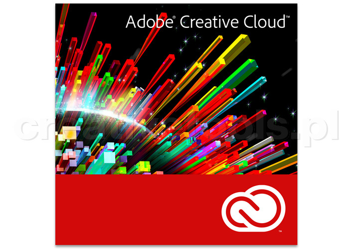 Adobe Creative Cloud for Teams ENG 1m-c