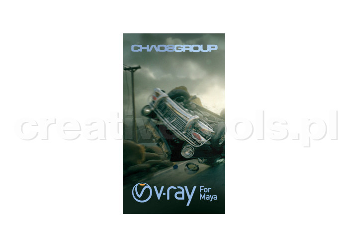 Chaos Group v-ray 3.0 for Maya + 5 Render Nodes