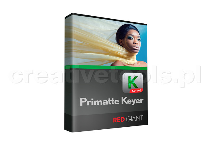 Red Giant Software Primatte Keyer Upgrade