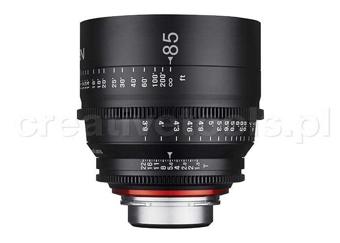 Samyang Xeen 85mm T1,5  EF