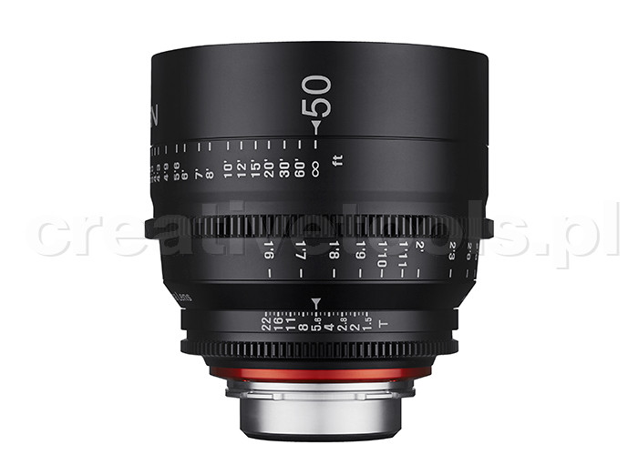 Samyang Xeen 50mm T1,5  Nikon F