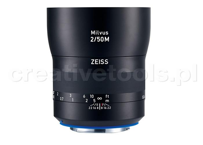 Zeiss MILVUS 2/50M ZE