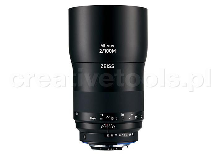 Zeiss MILVUS 2/100M ZF.2