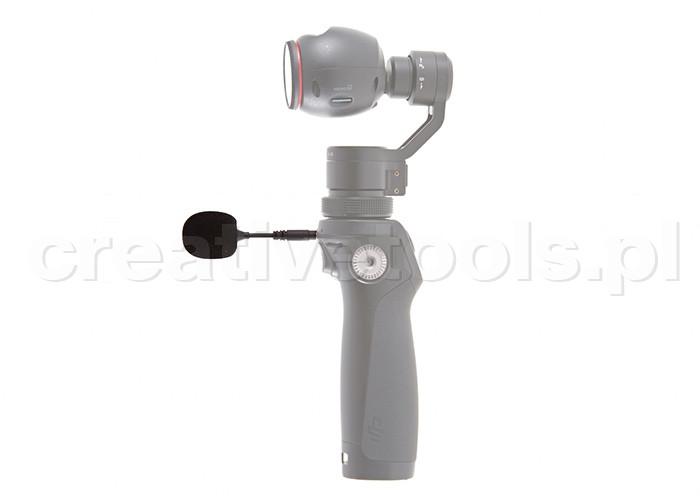 DJI Osmo- DJI FM-15 Flexi Microphone