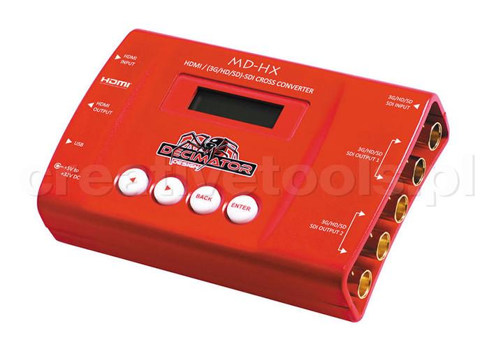 Decimator Design MD-HX