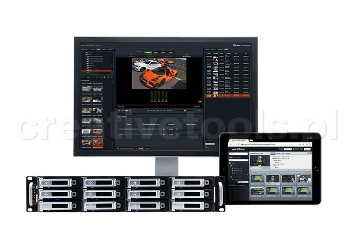EditShare XStream ST 24 TB z Flow - DEMO