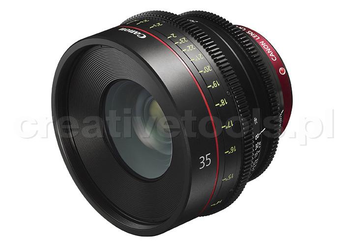 Canon Cine CN-E 35mm T1.5 L F