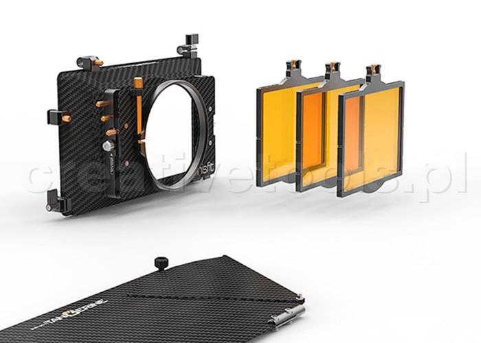 Bright Tangerine Misfit 3-stage Kit (114mm)
