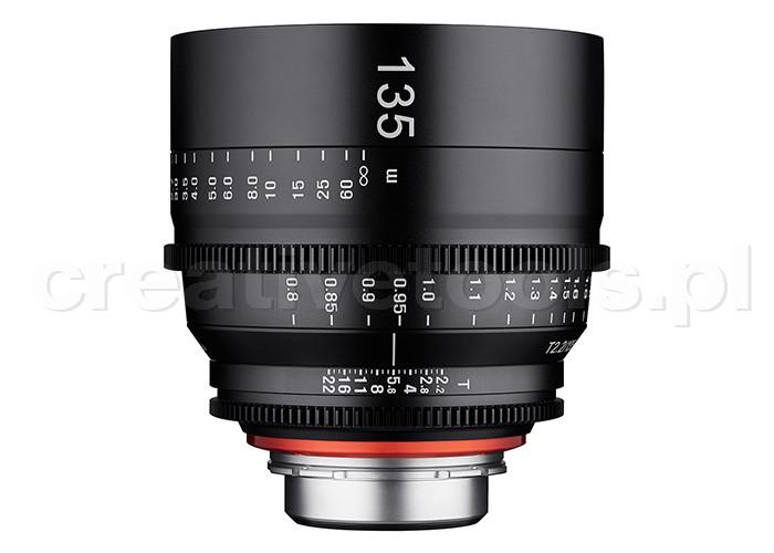 Samyang Xeen 135mm T2,2 Sony E