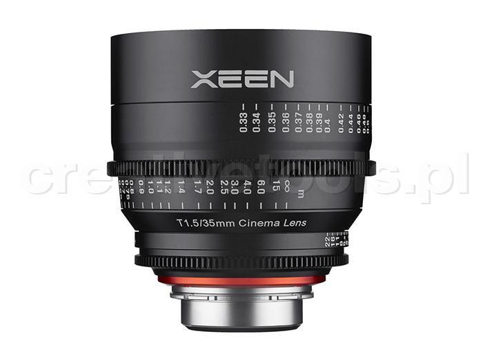 Samyang Xeen 35mm T1,5 Sony E