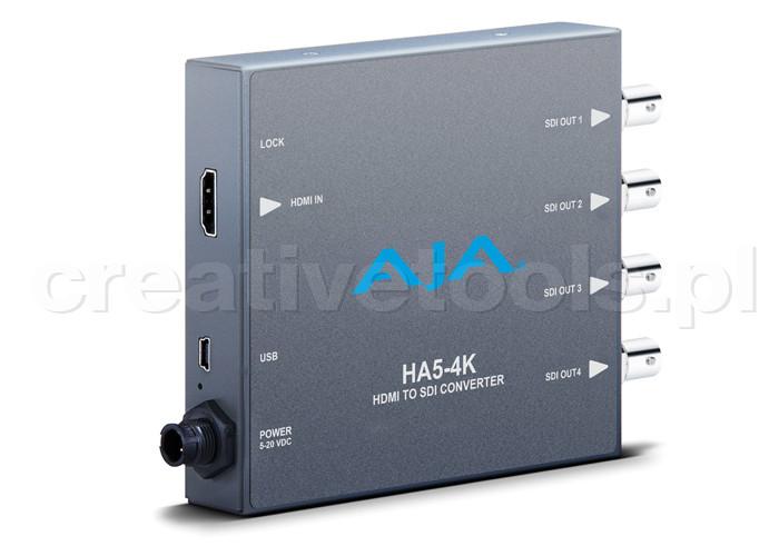 AJA HA5-4K 4K HDMI to 4K SDI
