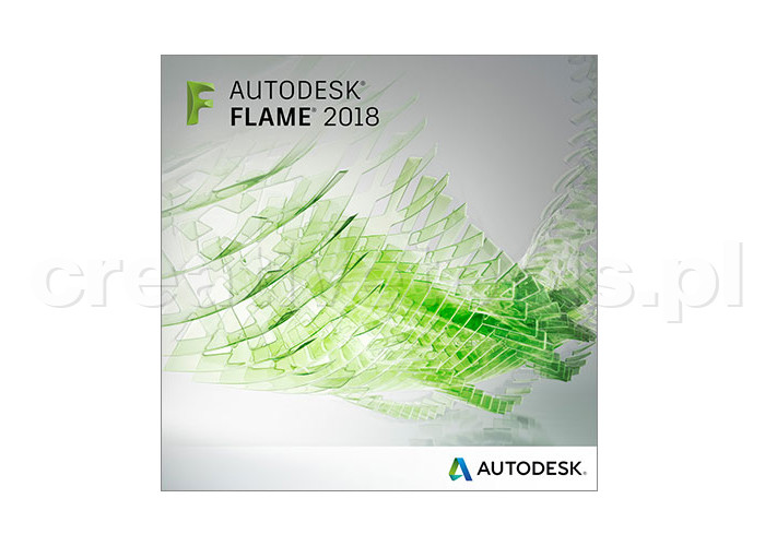 Autodesk Flame 2018 Annual single-user