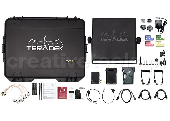 Teradek Bolt 1000 3G-SDI/HDMI AB-Mount Deluxe Kit