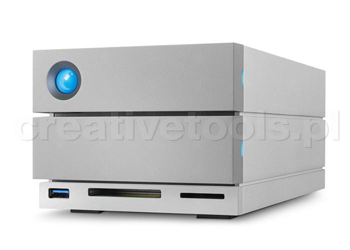 LaCie 2big Dock Thunderbolt 3 12 TB (STGB12000400)