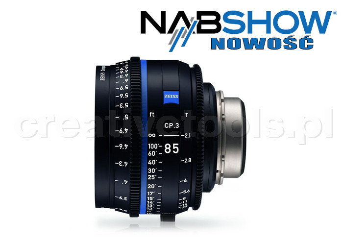 Zeiss Compact Prime CP.3 85/T2,1 T - PL