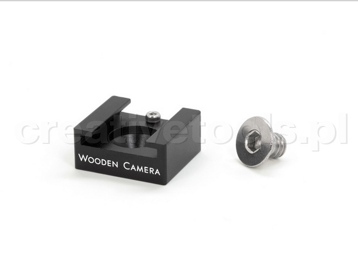 Wooden Camera (142000) 1/4-20 Hot Shoe