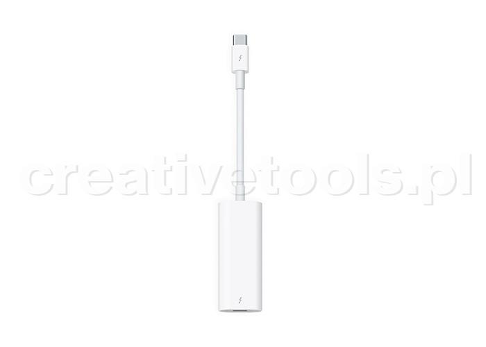 Apple Przejściówka Thunderbolt 3 na Thunderbolt 2