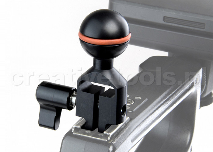 Slidekamera VARIO Hot shoe adapter