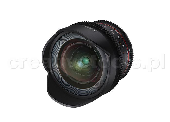 Samyang VDSLR 16mm T2,6 Sony E
