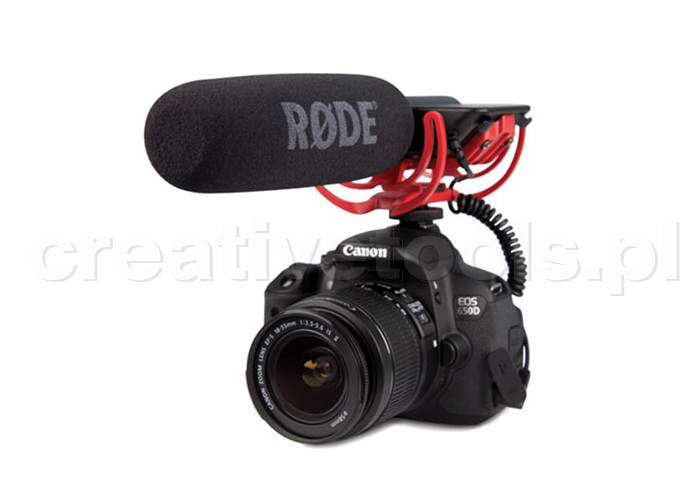 Rode VideoMic Rycote - Mikrofon do kamery