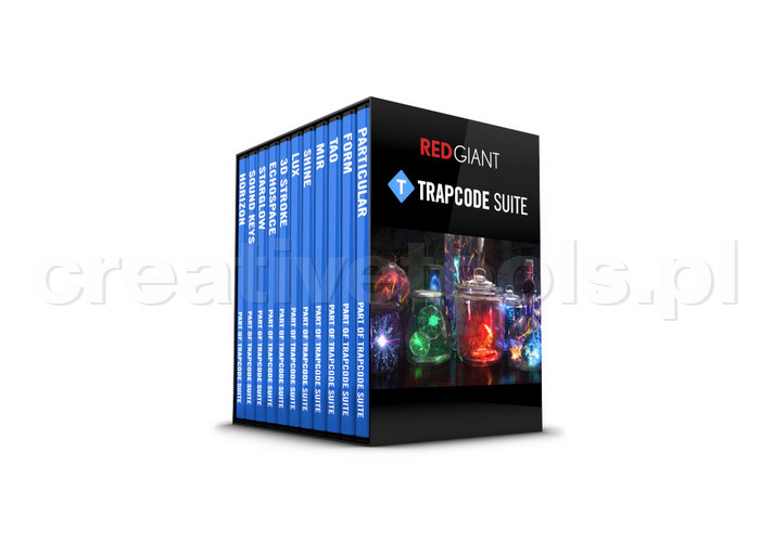 Red Giant Software Trapcode Suite 14 Upgrade