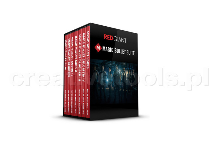 Red Giant Software Magic Bullet Suite