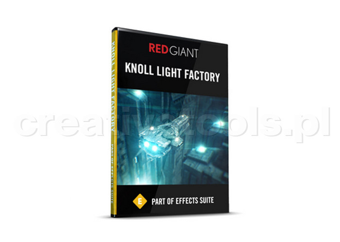Red Giant Software Knoll Light Factory 3.0