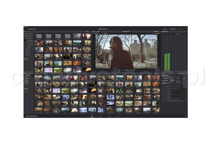 Blackmagic Design DaVinci Resolve Studio (kod aktywacyjny)