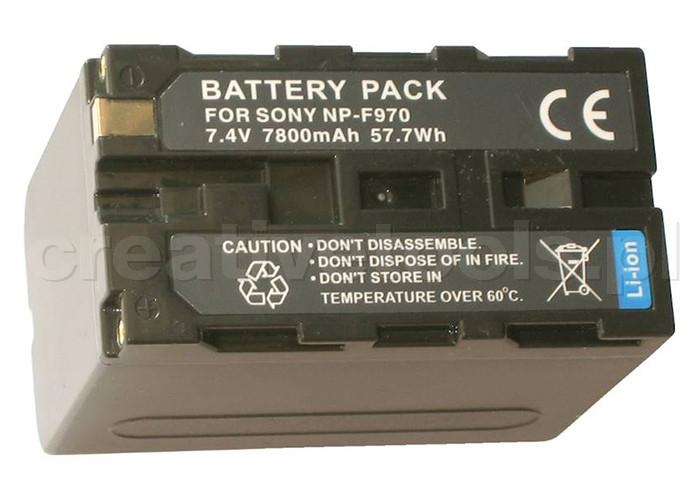 ZOOM NP-F970 7800mAh - akumulator