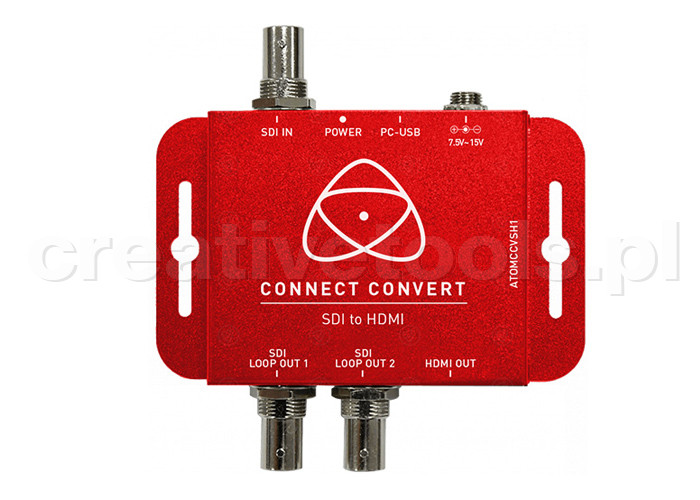 Atomos Connect Convert SDI do HDMI