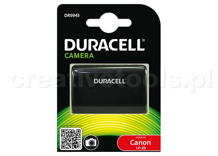 Duracell Akumulator DR9943 (LP-E6)