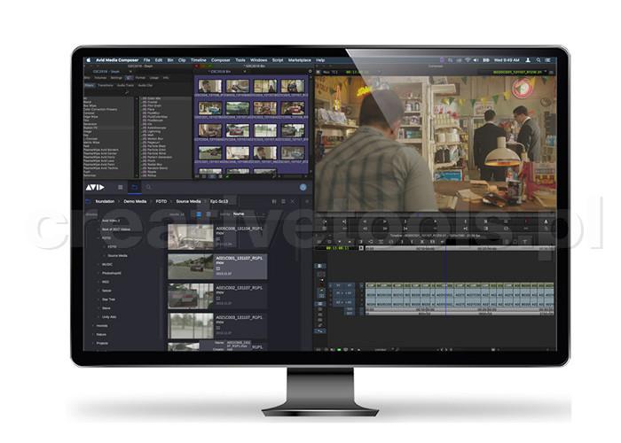 Avid Media Composer Ultimate 3-Y Subscripion Renewal (ESD)