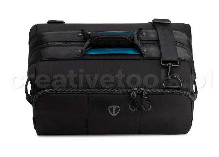 Tenba Cineluxe Shoulder Bag 21 Black