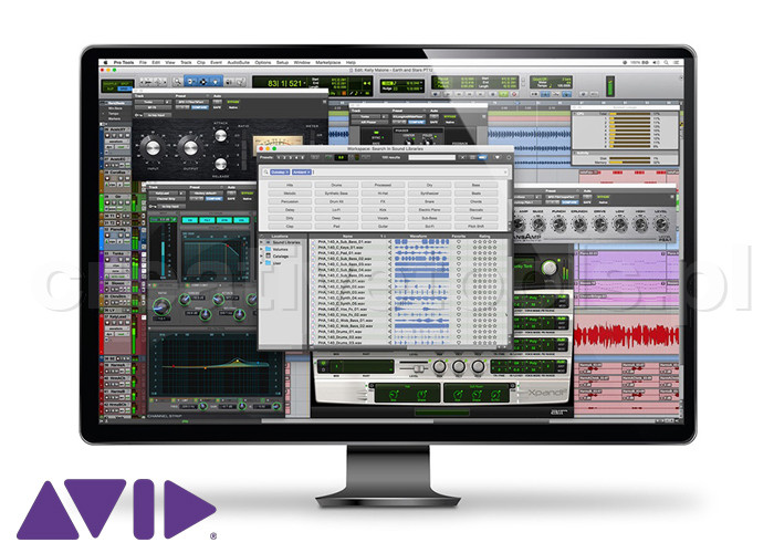 Avid Pro Tools Ultimate Perpet. Lic. Trade-Up (ESD)
