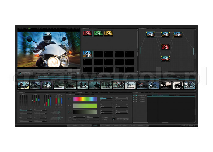 Blackmagic Design DaVinci Resolve Studio (klucz USB)